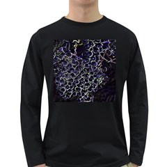 Grapes Long Sleeve Dark T Shirts by timelessartoncanvas
