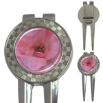 Pink Rose 3-in-1 Golf Divots