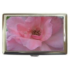 Pink Rose Cigarette Money Cases