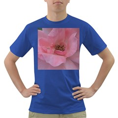 Pink Rose Dark T-Shirt
