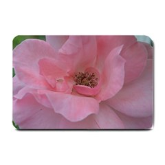 Pink Rose Small Doormat