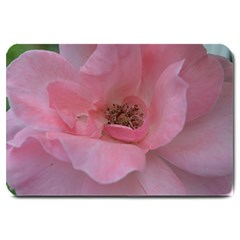Pink Rose Large Doormat