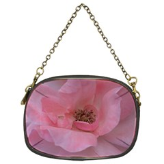 Pink Rose Chain Purses (Two Sides)
