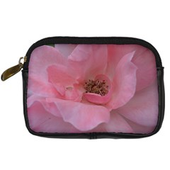 Pink Rose Digital Camera Cases