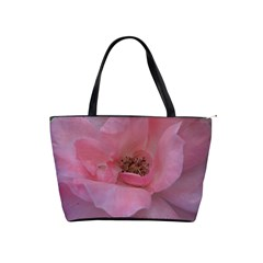 Pink Rose Shoulder Handbags