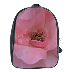 Pink Rose School Bags(Large)