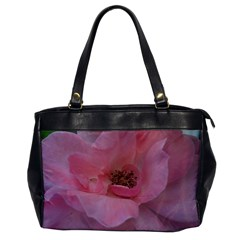 Pink Rose Office Handbags