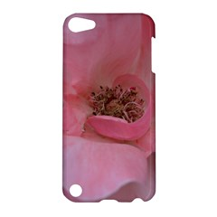 Pink Rose Apple iPod Touch 5 Hardshell Case