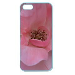 Pink Rose Apple Seamless iPhone 5 Case (Color)