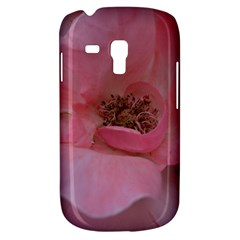 Pink Rose Samsung Galaxy S3 MINI I8190 Hardshell Case