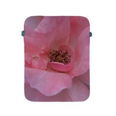 Pink Rose Apple iPad 2/3/4 Protective Soft Cases