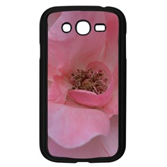 Pink Rose Samsung Galaxy Grand DUOS I9082 Case (Black)