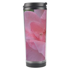 Pink Rose Travel Tumblers