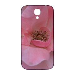 Pink Rose Samsung Galaxy S4 I9500/I9505  Hardshell Back Case