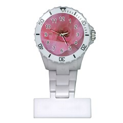 Pink Rose Nurses Watches