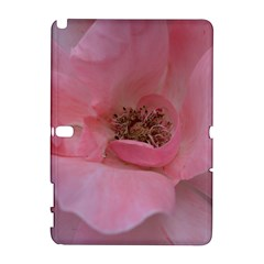 Pink Rose Samsung Galaxy Note 10.1 (P600) Hardshell Case