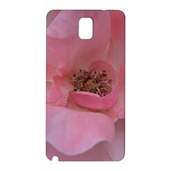 Pink Rose Samsung Galaxy Note 3 N9005 Hardshell Back Case