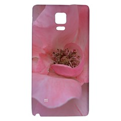 Pink Rose Galaxy Note 4 Back Case