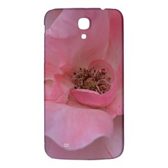Pink Rose Samsung Galaxy Mega I9200 Hardshell Back Case