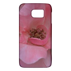 Pink Rose Galaxy S6 by timelessartoncanvas
