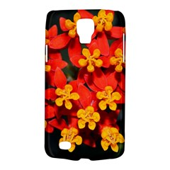 Orange And Red Weed Galaxy S4 Active by timelessartoncanvas