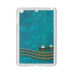 Wonderful Decorative Design With Floral Elements Ipad Mini 2 Enamel Coated Cases by FantasyWorld7