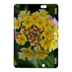 Colorful Flowers Kindle Fire Hdx 8 9  Hardshell Case by timelessartoncanvas