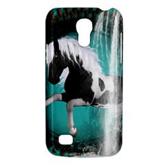 Beautiful Horse With Water Splash  Galaxy S4 Mini by FantasyWorld7