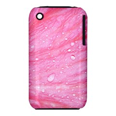 Pink Apple Iphone 3g/3gs Hardshell Case (pc+silicone)