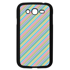 Stripes 2015 0401 Samsung Galaxy Grand Duos I9082 Case (black) by JAMFoto