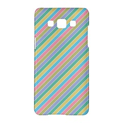 Stripes 2015 0401 Samsung Galaxy A5 Hardshell Case  by JAMFoto