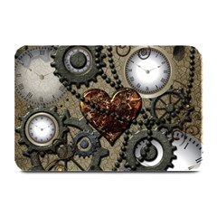 Steampunk With Heart Plate Mats by FantasyWorld7