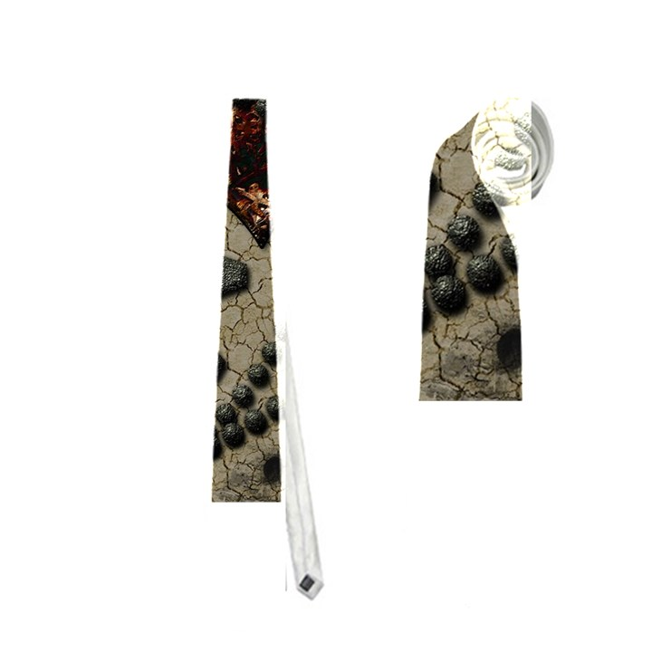 Steampunk With Heart Neckties (One Side)