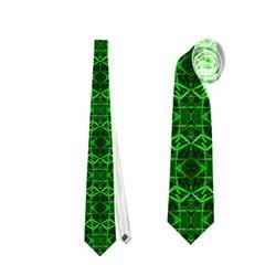 Cute Pattern Gifts Neckties (one Side)