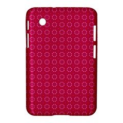 Cute Pattern Gifts Samsung Galaxy Tab 2 (7 ) P3100 Hardshell Case  by creativemom