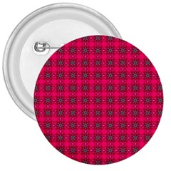 Cute Pattern Gifts 3  Buttons