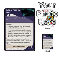 Lod Room Event Deck 1 (full) By Nathan   Multi Purpose Cards (rectangle)   Kqugx9bvaw3m   Www Artscow Com Front 24