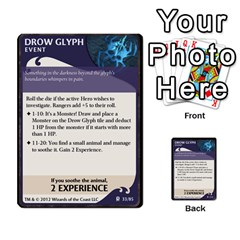 Lod Room Event Deck 1 (full) By Nathan   Multi Purpose Cards (rectangle)   Kqugx9bvaw3m   Www Artscow Com Front 33