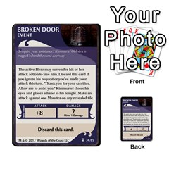 Lod Room Event Deck 1 (full) By Nathan   Multi Purpose Cards (rectangle)   Kqugx9bvaw3m   Www Artscow Com Front 34
