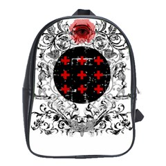 Occult Theme School Bags (xl)  by Lab80
