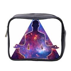 Deep Meditation Mini Toiletries Bag 2 Side by Lab80