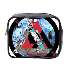 Somewhere Not Here Mini Toiletries Bag 2 Side by Lab80