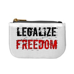 Legalize Freedom Mini Coin Purses by Lab80