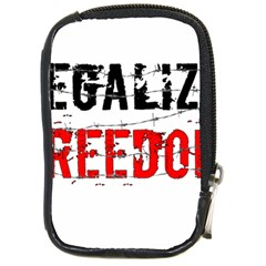 Legalize Freedom Compact Camera Cases by Lab80