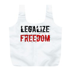 Legalize Freedom Full Print Recycle Bags (l)  by Lab80