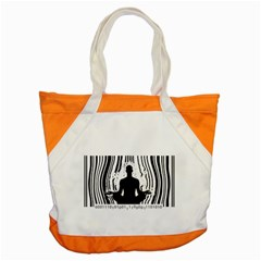 Break Free ! Accent Tote Bag  by Lab80