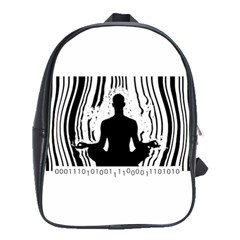Break Free ! School Bags(large)  by Lab80