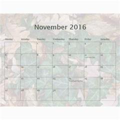 2016 Family Quotes Calendar By Galya   Wall Calendar 11  X 8 5  (12 Months)   Cvb8veovl4pg   Www Artscow Com Nov 2016