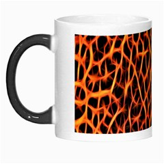 Lava Abstract Pattern  Morph Mugs by OCDesignss