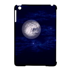 Moon And Stars Apple Ipad Mini Hardshell Case (compatible With Smart Cover) by theunrulyartist